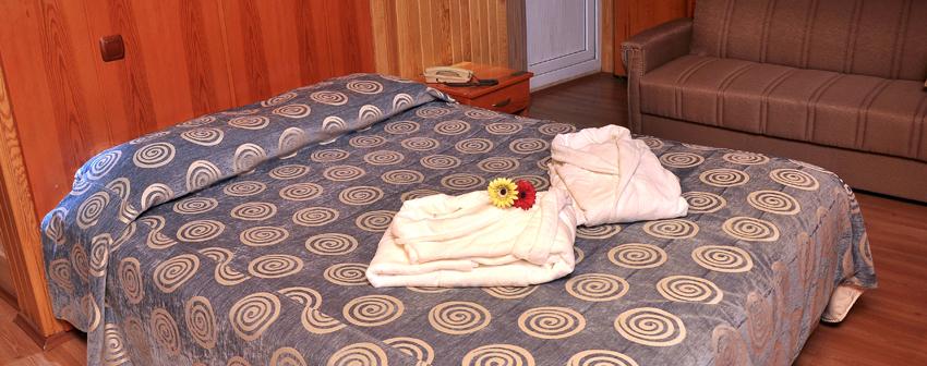 Konforlu ve rahat yataklar